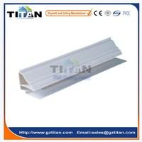 Printing White Color PVC Corner Cove