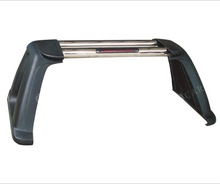 Hot-selling S/S Roll Bar With Light For NAVARA 2005-2014
