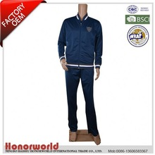 20 years professional suplier BSCI approved pink velour tracksuits for women