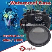 Mcoplus Camera Waterproof Bag For Camera Fuji Fujifilm 18-55mm Lens X-T1 XT1 XT-1 40Meters(130ft)