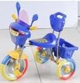 ของเล่นพลาสติกราคาถูกสำหรับเด็กนั่งบนรถสามล้อเด็กที่มีสามล้อ
