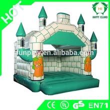 EN 14960 of rent a moonbounce