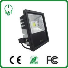 Hot Selling CE ROHS FCC Energy Saving Super Bright IP65 Waterproof Outdoor 50w Led Flood Light For Subway