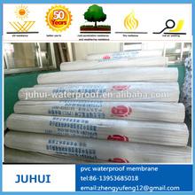 flexible pvc waterproof sheets/ material
