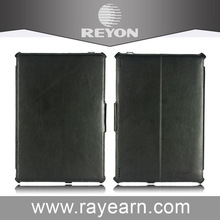 Cheapest hot sell new leather case stand for tablet pc