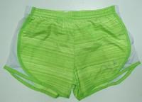 mens shiny sequin hot shorts fabric custom boxing shorts mma