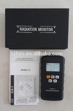 gamma radiation dosimeter with radiation quick tester