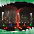 Fuente de agua + led de iluminación + música + instalación