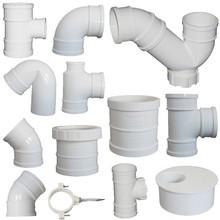 High quality GB standard 6 inch pvc pipe fittings/upvc cpvc pprc pipe fittings/pvc fittings