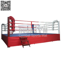 used Boxing ring for sale/ AIBA boxing ring (Rubagym Brand)
