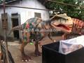 caminar nuevo traje de dinosaurio para la venta