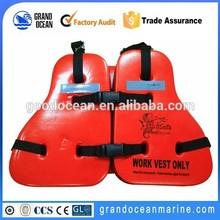 PVC foam life jacket / work life vest foam