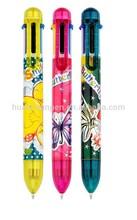 multi refills plastic pen