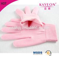 gel spa glove for hand mask hand moisture gel gloves SPA cotton gloves for skin care