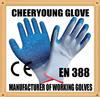 CY heavy labor work glove industrial work gloves construction safety gloves