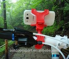 bicycle Mobile phone mount Mountain bike mount Navigator mount 6 inches below mobile phone general