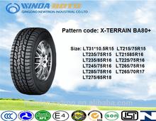 PCR tire,passenger-car tire/tyre,radial car tire BOTO/WINDA Brand LT215/75R15