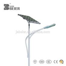 30w 12/24v system IP65 LED solar street light with CE, lighting 8h