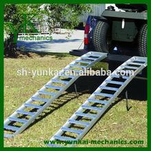 2014 best selling aluminum atv ramp, aluminum bike ramp, aluminum motorcycle ramp