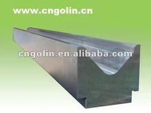 Metal forming dies press brake tooling amada promecam 1v die for hydraulic bending machine