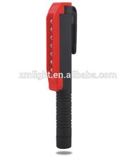 Wholesale led pen lights CE EMC GS CB PAHS ROHS TUV certificated flashlight flexible ballpen mini led light