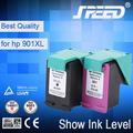 de alta calidad compatible con hp para 901 con el nuevo chip