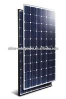 Good Quality High Efficiency low price 130w solar panel