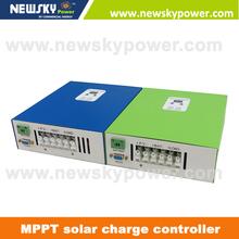 Controlador de carga 48 volt 12 v 24 v 48 v MPPT controlador de carga solar