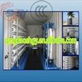 En contenedores de desalinizar agua de mar sistema de ósmosis inversa con recuperación de energía del dispositivo, desalinizar agua de mar ro sistema de agua potable