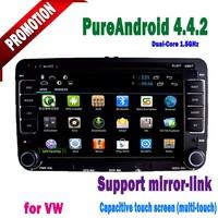 7 inch vw Passat B6/B7 car dvd navigation system/radio/canbus/ipod/usb/sd/BT/phone book/swc..Good quality!