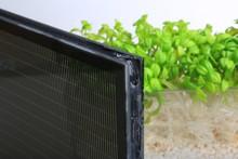 Hanergy PV railway station thin-film solar power kits hollow panel
