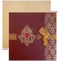 حار بيع بنت 2013 اليدوية الفاخرة ورقة فريدة فراشة يتوهم الإنجليزية طباعة بطاقة دعوة الزفاف
