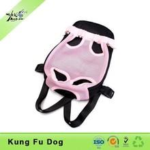 backpack front net bag pet dog carrier