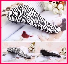 YASHI Customerized personalized Detangling hair brushes for hair extensions brush