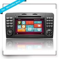 Professional Touch screen car radio for mercedes benz ml350 car gps navigation AL-9305