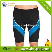 Mens Reflective Tape and Flatlock Custom Running 1/2 Jogging Pants