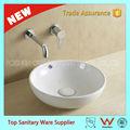 Projeto popular bacia lavatório do banheiro banheira de unidades de parte superior da vaidade bacia pia&