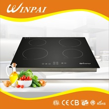 Big four burners induction cooker Electric appliance stoves touch control with110V