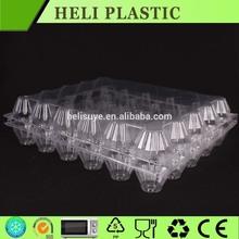 30pcs plastic eggs tray/Plastic food tray