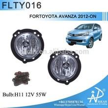 Fog Light For TOYOTA AVANZA 2012-ON Fog Lamp