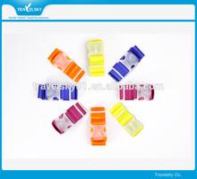 13026 Adjustable Transparrent Bocqle PP Luggage Belt