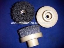 special abrasive nylon disc brush for for cleaning, polishing, deburring