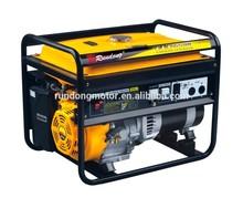 Electric 6500W generator powered by HONDA GF190FE