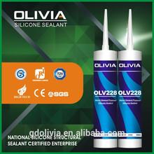 OLV228 General Purpose Neutral Silicone Sealant