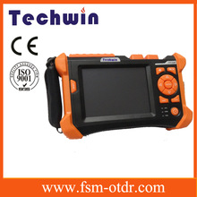 m200 otdr tester Techwin(China)TW3100 FTTX online testing FC SC PC connector