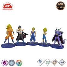 Wholesale High Quality PVC Japanese Anime Dragon Ball Action Figure
