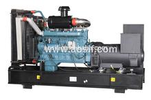 105kva doosan steam powered electric generator deawoo