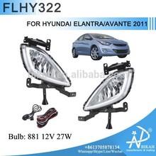 Fog Light For HYUNDAI ELANTRA/AVANTE 2011 For Fog Lamp