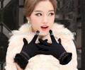 新しいデザインのハンドメイドウールのグローブ/カスタム女性メリノウール手袋/レディースウール手袋メーカー