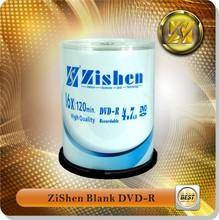 Dvd xxx china Blank 4.7gb 16x dvd-r